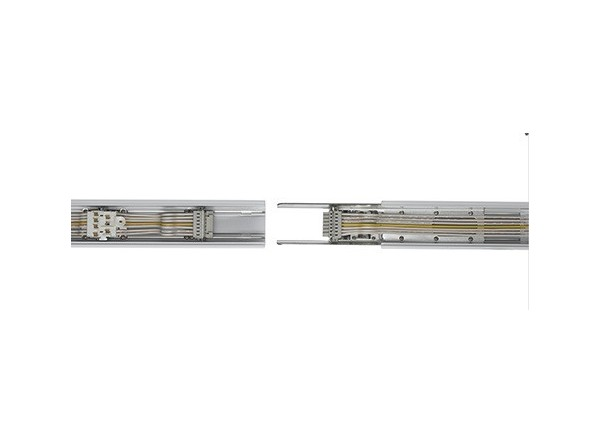 Rail 7 cables 2832mm